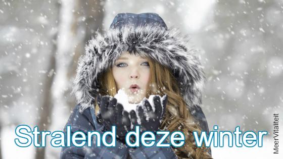 Wees stralend deze winter. Gelaatsverzorging in de winter.