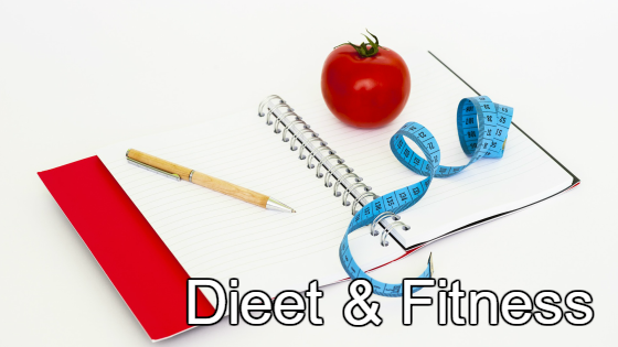 dieet en fitness
