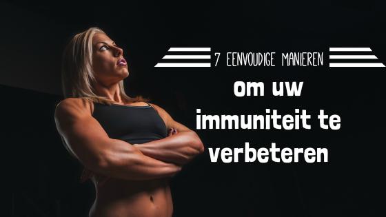 immuniteit verbeteren
