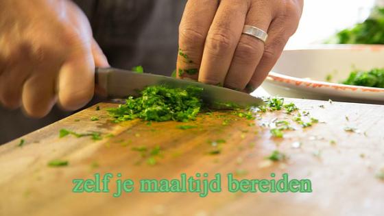 5 tips om zelf je maaltijd te bereiden