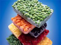 diepgevroren groenten