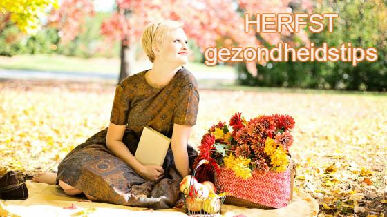 herfst gezondheidtips