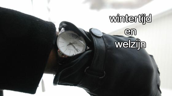 wintertijd en welzijn