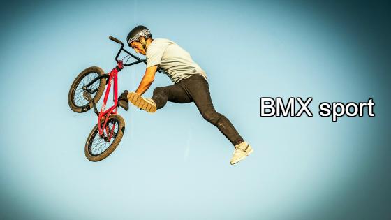 BMX sport – BMX fietsen