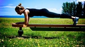 fitness planken