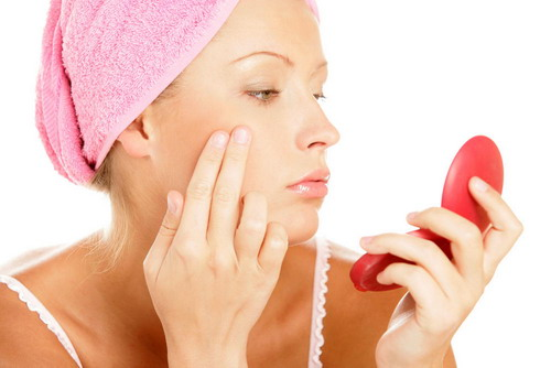 huid verzorgen