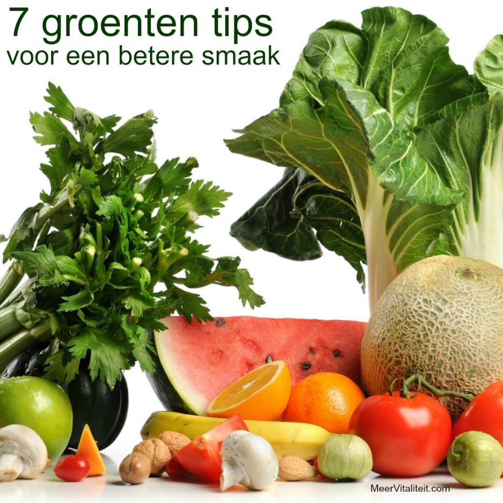 7 groenten tips