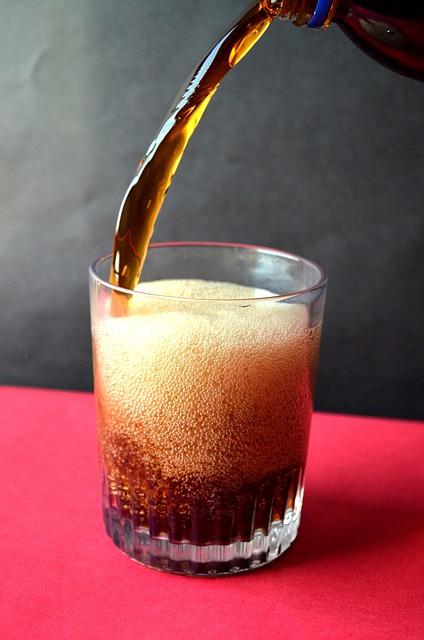 suiker in drank