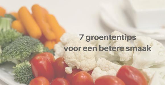 groenten tips voor een betere smaak