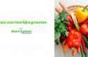 7 tips voor heerlijke groenten