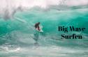big wave surfen